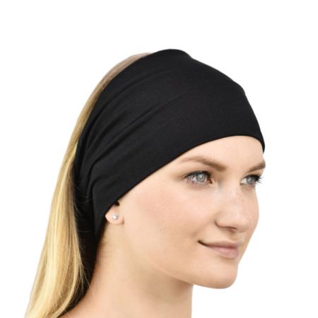 zijden-haarband-zwart